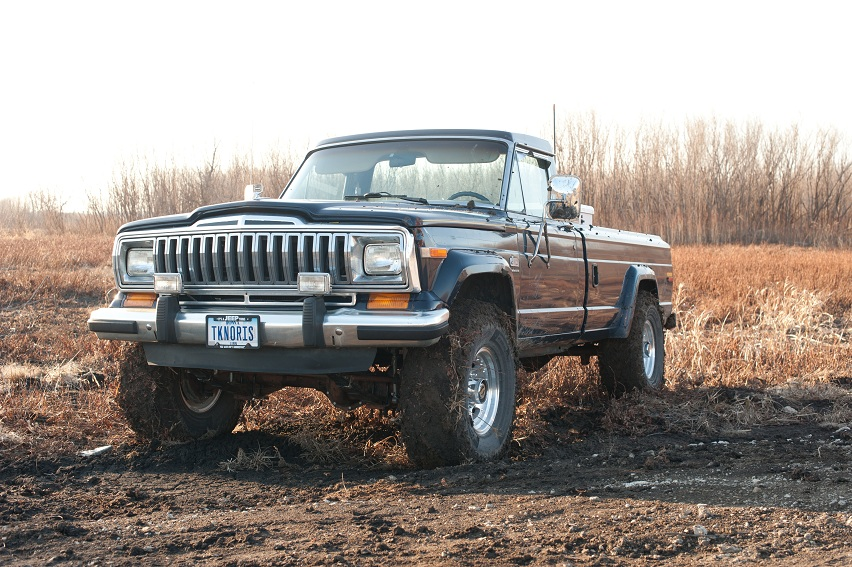 Is your JK with 35's+ your first lifted 4x4? - Jeep ...